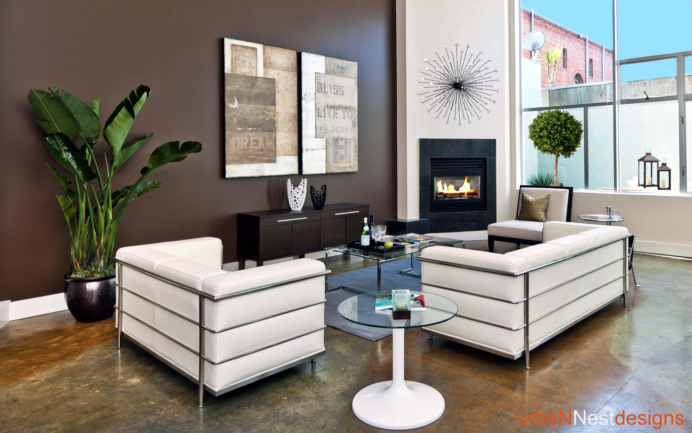 Urban Nest Designs, a San Francisco Home Staging and Design Studio ...